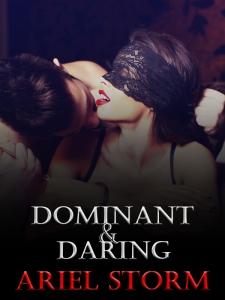 Dominant and Daring AMZ  Cover